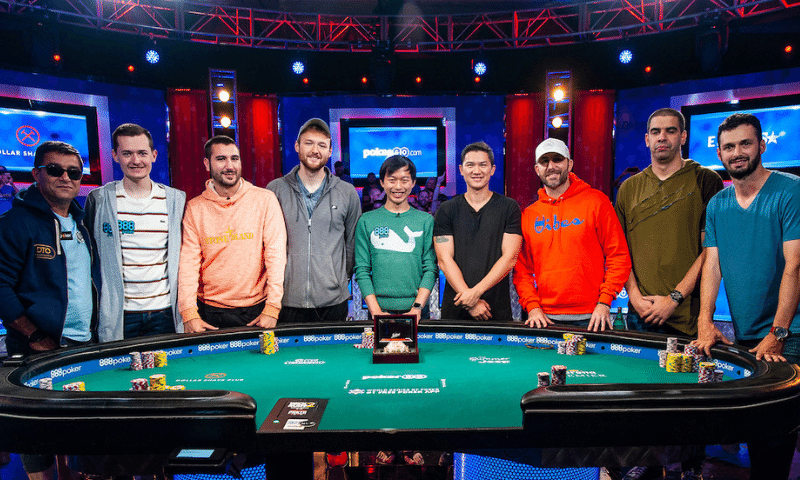 Wsop final table betting odds afl sports betting tips