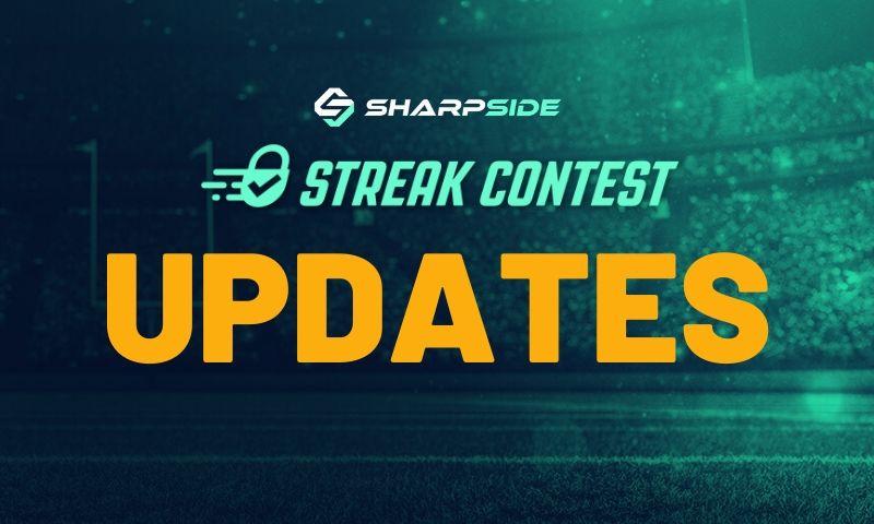 Streak Contest Updates